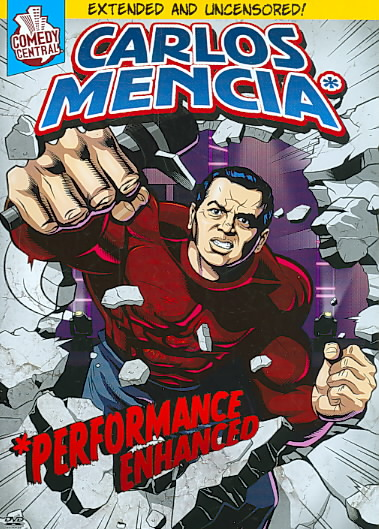 CARLOS MENCIA:PERFORMANCE ENHANCED BY MENCIA,CARLOS (DVD)