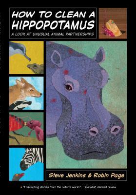 How to Clean a Hippopotamus By Page, Robin/ Jenkins, Steve/ Jenkins, Steve (ILT)